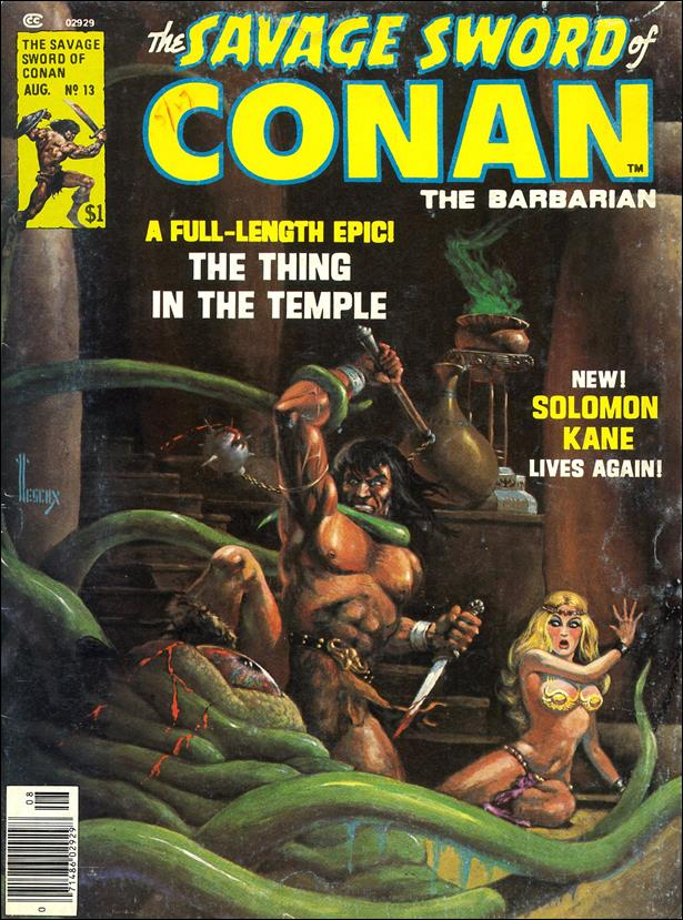 Savage Sword of Conan (1974) 13-A by Marvel