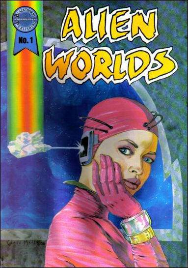 Alien Worlds (1986) 1-A by Blackthorne