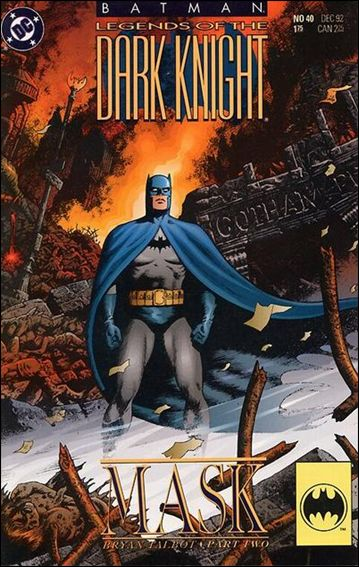 Batman: Legends of the Dark Knight 40-A by DC