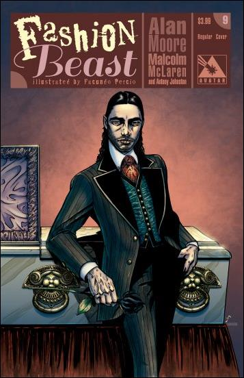 Fashion Beast 9-A by Avatar Press