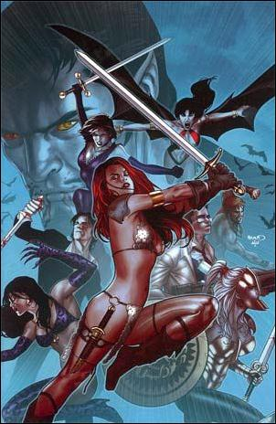 Prophecy 3-C by Dynamite Entertainment