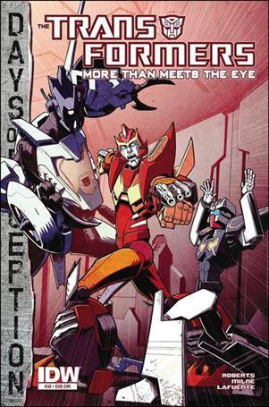Transformers: More Than Meets the Eye (2012) 38-B
