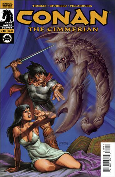 Conan the Cimmerian 10-A by Dark Horse