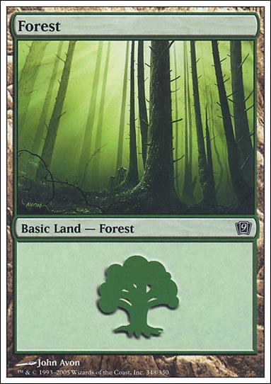 Magic the Gathering: 9th Edition (Base Set)348-A by Wizards of the Coast