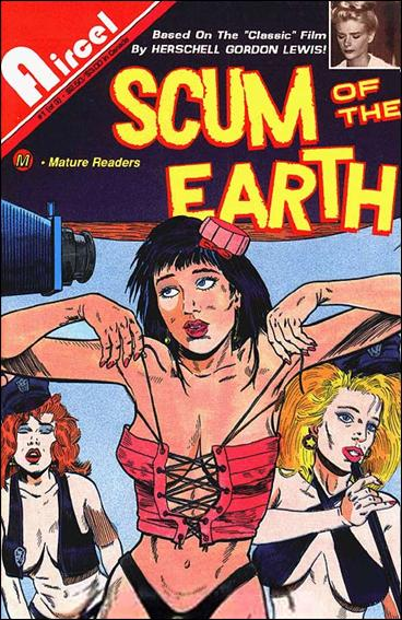 Scum of the Earth (1991) 1-A by Aircel