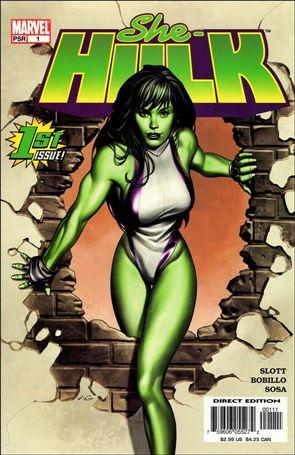 She-Hulk (2004) 1-A