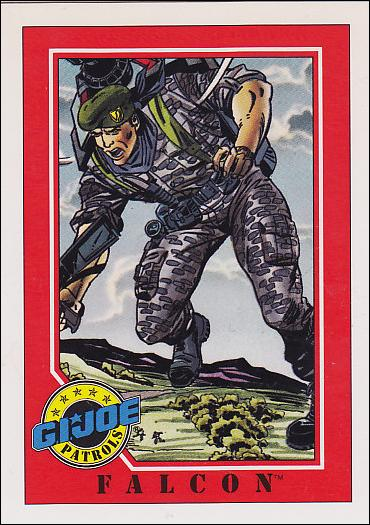 G.I. Joe (Base Set) 146-A by Impel