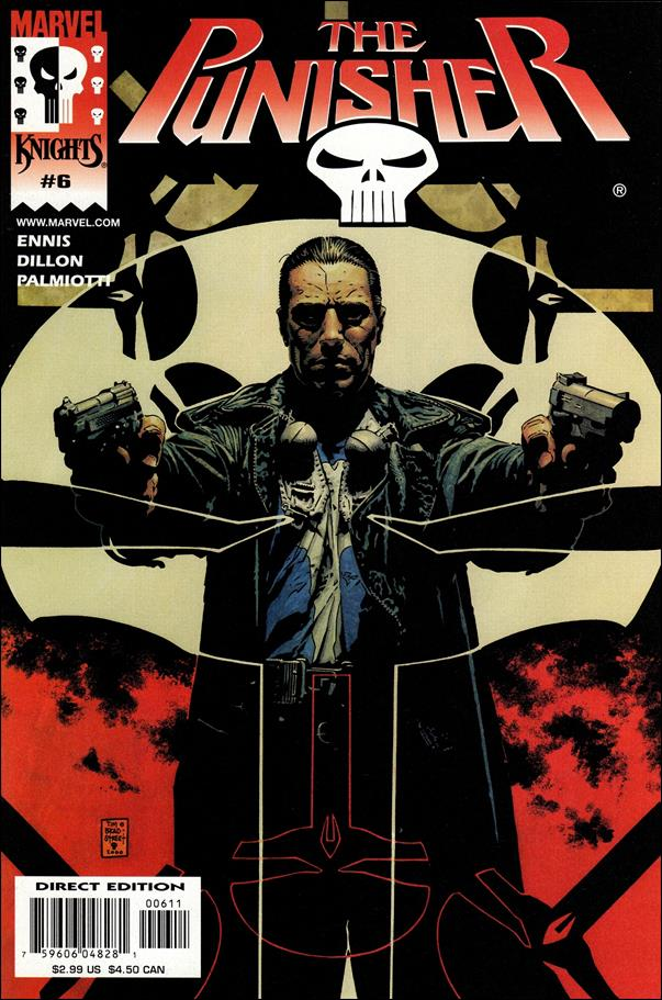 Punisher (2000) 6-A by Marvel