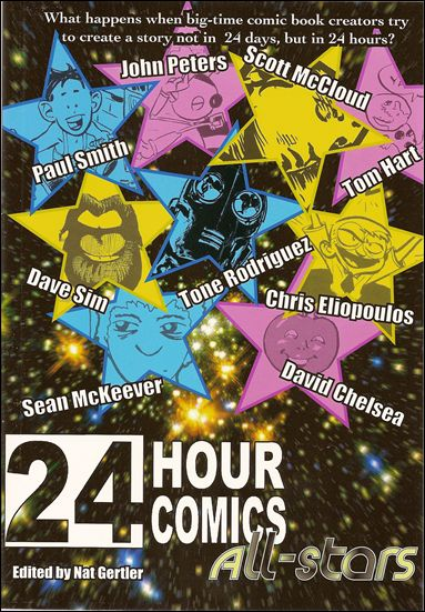 24 Hour Comics All-Stars nn-A by About Comics