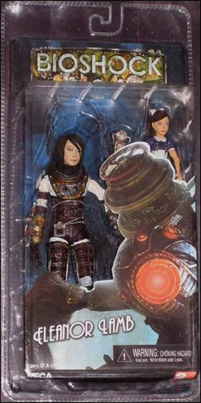 BioShock 2 Eleanor Lamb with Little Sister by NECA