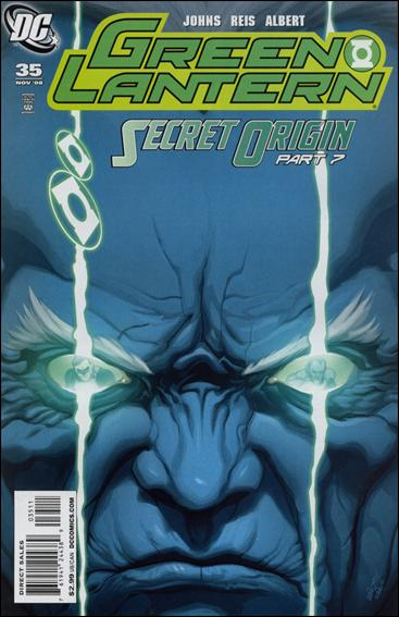 Green Lantern (2005) 35-A by DC