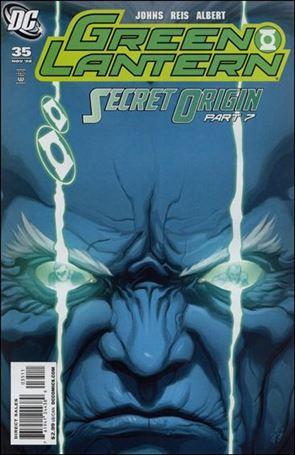 Green Lantern (2005) 35-A