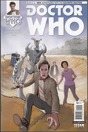 Doctor Who: The Eleventh Doctor 12-A