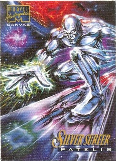 1995 Marvel Masterpieces (Canvas Subset) 19-A by Fleer