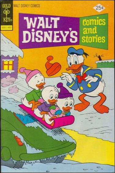 Walt Disney's Comics and Stories (1940) 425-A by Dell