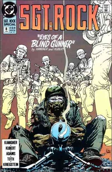 Sgt. Rock Special (1988) 8-A by DC