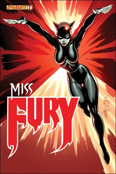 Miss Fury (2013) 1-B by Dynamite Entertainment