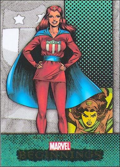 Marvel Beginnings: Series 2 (Base Set) 336-A by Upper Deck