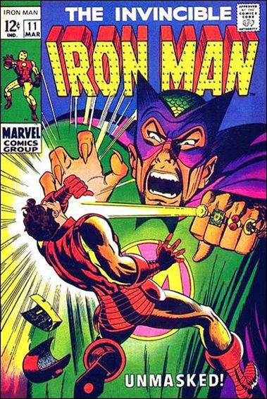 Iron Man (1968) 11-A by Marvel