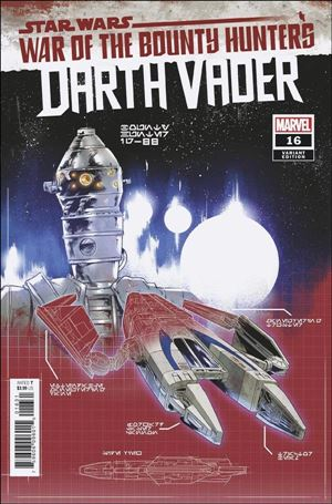 Star Wars: Darth Vader 16-B