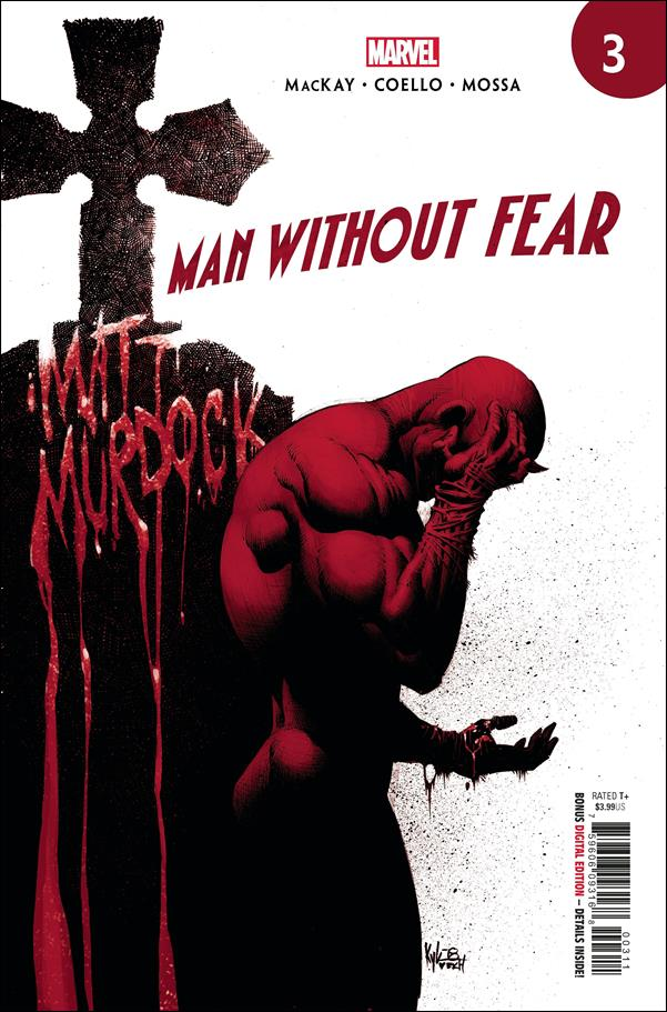 Man Without Fear 3-A by Marvel