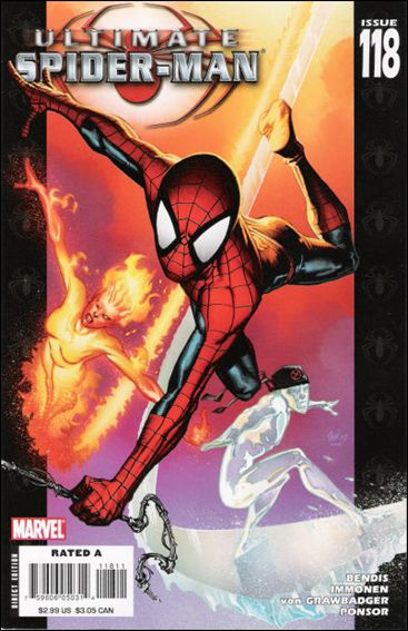 Ultimate Spider-Man (2000) 118-A by Marvel
