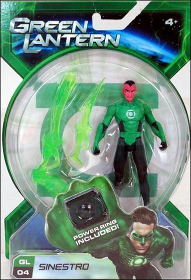 Green Lantern (Movie) Sinestro by Mattel