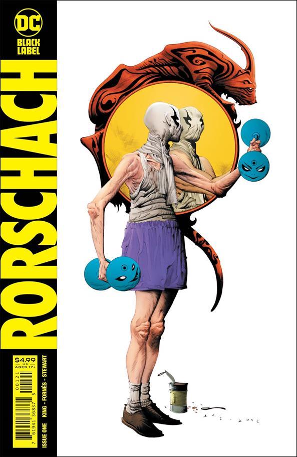 Rorschach 1-B by DC Black Label