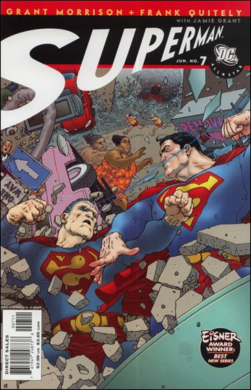 All Star Superman 7-A by DC