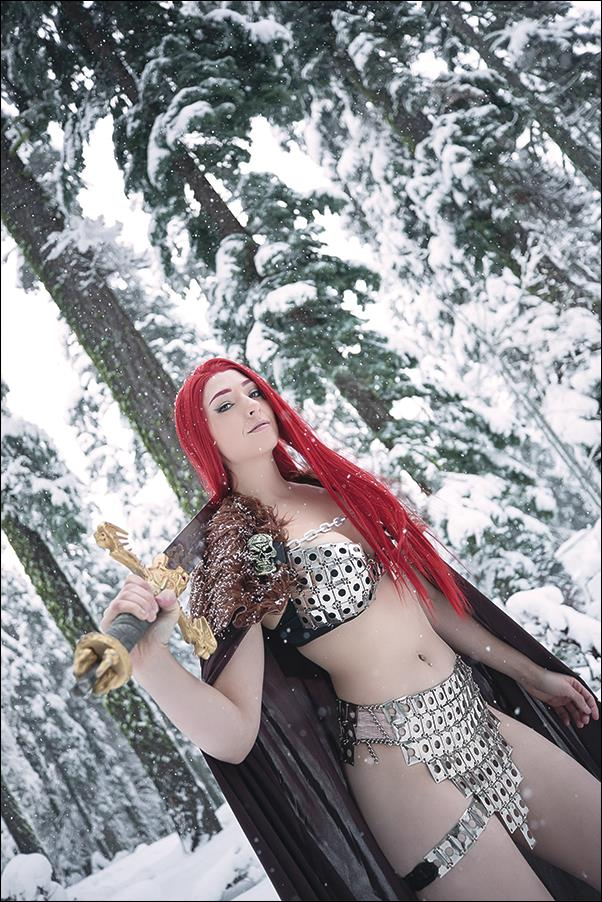 Red Sonja (2019) 8-I by Dynamite Entertainment