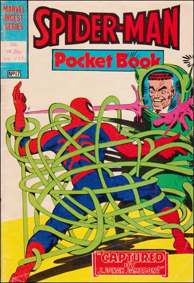 Spider-Man Pocket Book (UK) 17-A by Marvel UK