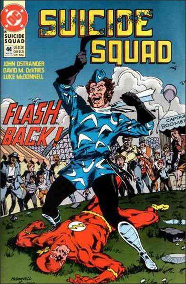 Suicide Squad (1987) 44-A by DC