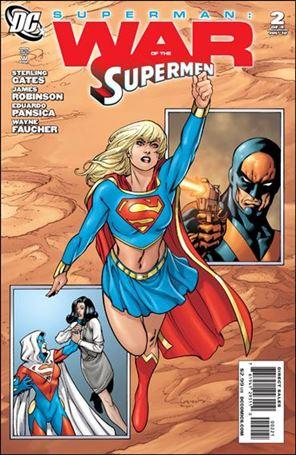 Superman: War of the Supermen 2-B