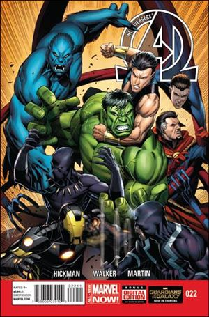 New Avengers (2013) 22-A