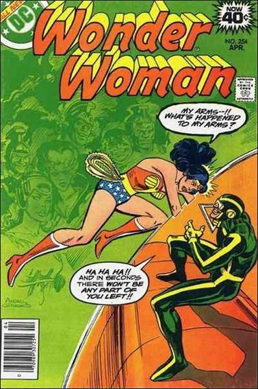 Wonder Woman (1942) 254-A by DC