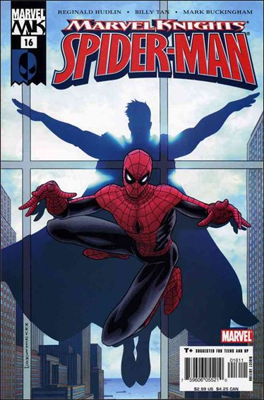 Marvel Knights Spider-Man (2004)  16-A by Marvel