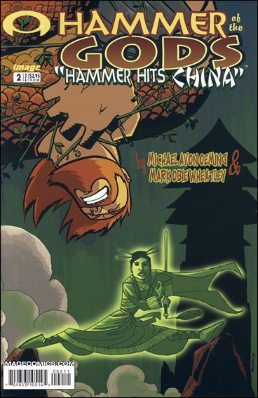 Hammer of the Gods: Hammer Hits China 2-A by Image