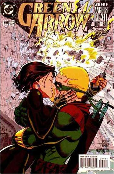 Green Arrow (1988) 99-A by DC