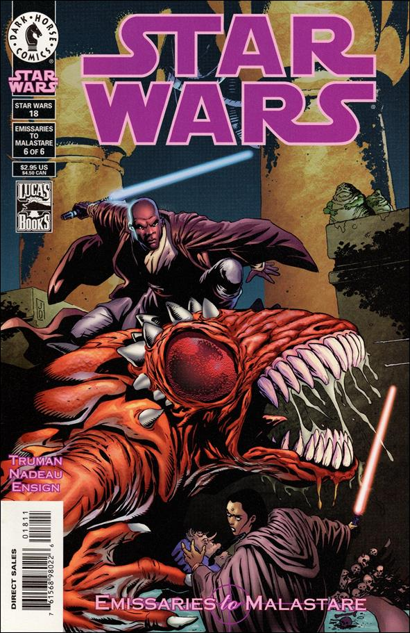 Star Wars/Star Wars Republic 18-A by Dark Horse