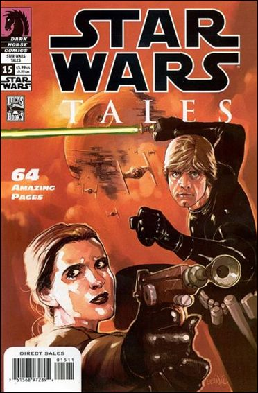 Star Wars Tales 15-A by Dark Horse
