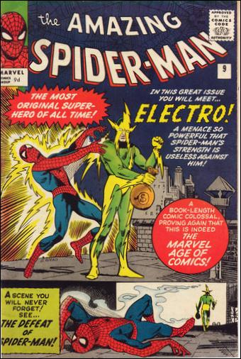 Amazing Spider-Man (1963) 9-B by Marvel