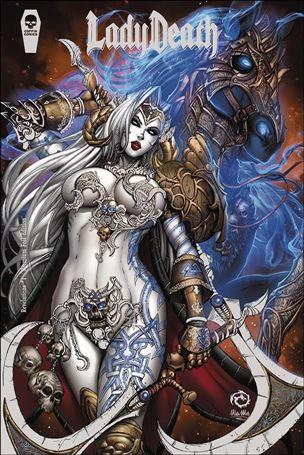 Lady Death: Revelations 1-O