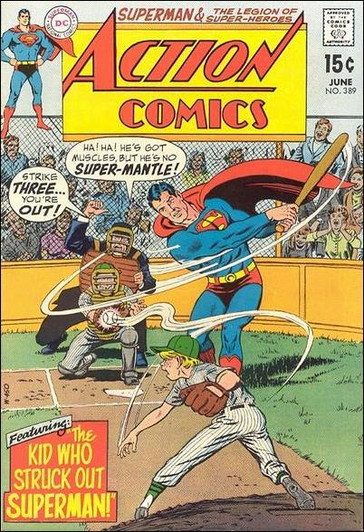 Action Comics (1938) 389-A by DC