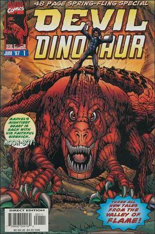 Devil Dinosaur Spring Fling 1-A