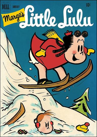 Marge's Little Lulu 43-A by Dell