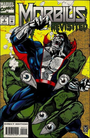 Morbius: Revisited 2-A by Marvel