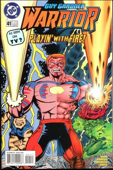 Guy Gardner: Warrior 41-A by DC