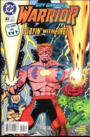 Guy Gardner: Warrior 41-A