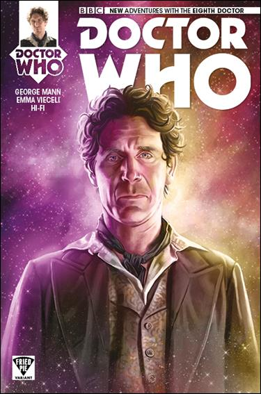 Doctor Who: The Eighth Doctor 1-F by Titan