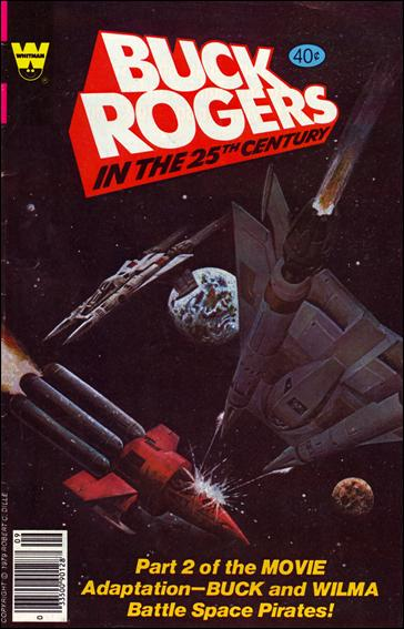 Buck Rogers (1964) 3-B by Gold Key